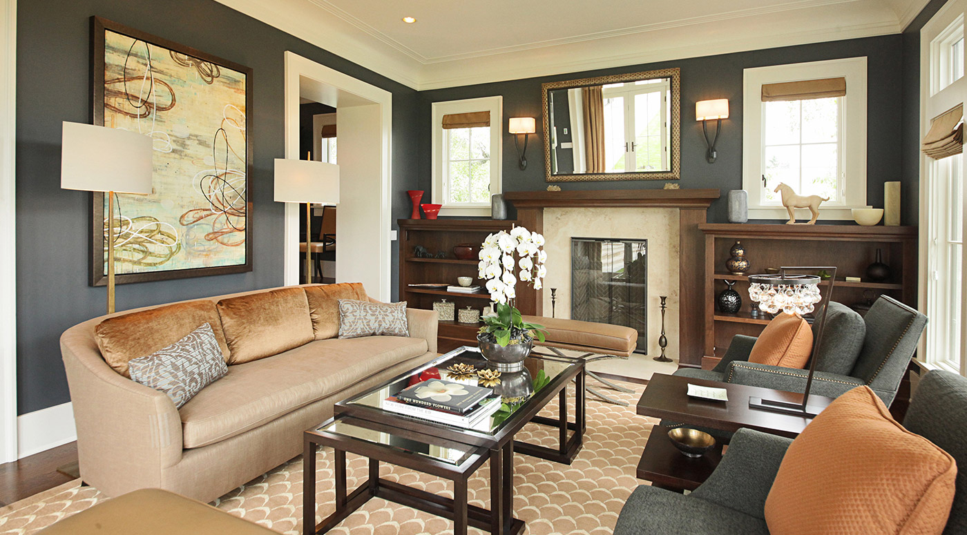 LeeAnn Baker Interiors LTD - Washington Park