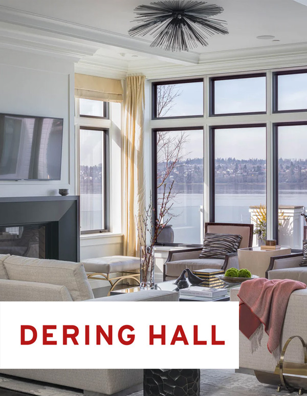 LeeAnn Baker Interiors LTD - DERING HALL