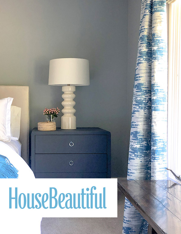 LeeAnn Baker Interiors LTD - HOUSE BEAUTIFUL