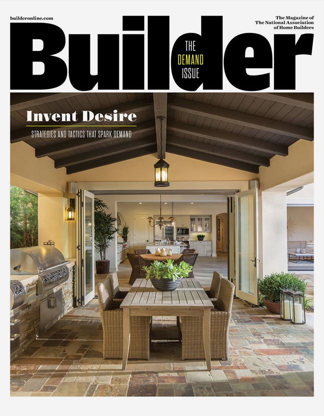 LeeAnn Baker Interiors LTD - Builder Magazine