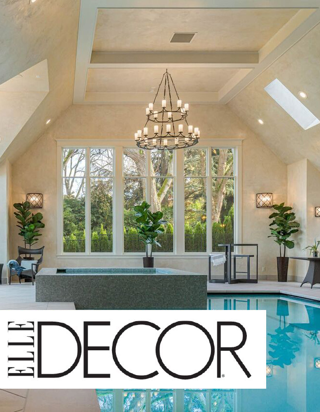 LeeAnn Baker Interiors LTD - ELLE Décor