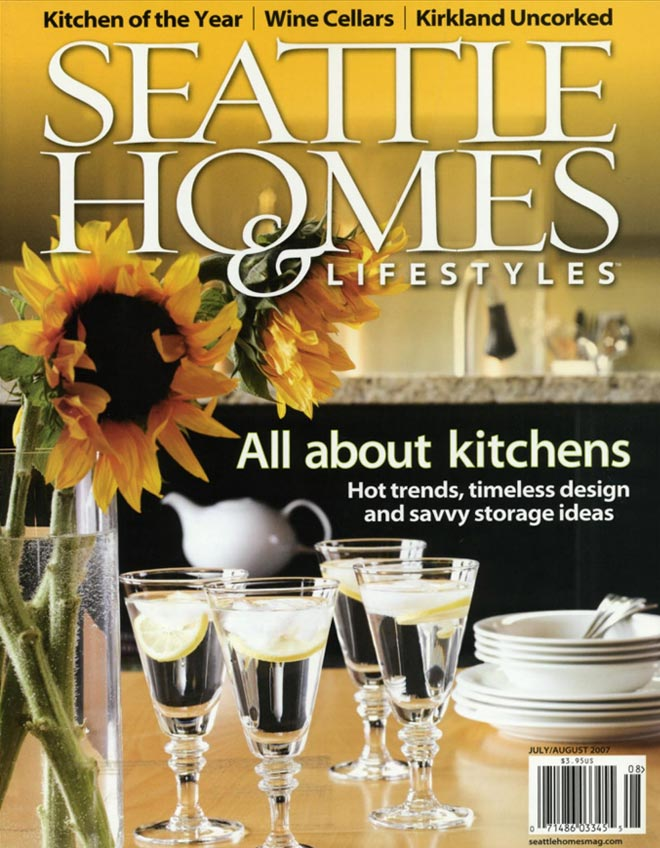 LeeAnn Baker Interiors LTD - Seattle Homes & Lifestyles
