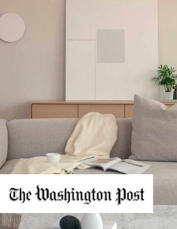 LeeAnn Baker Interiors LTD - WASHINGTON POST